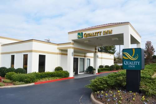 Quality Inn Suwanee Cover Picture