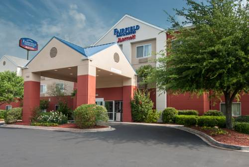 Fairfield Inn Suites Baton Rouge South Cover Picture