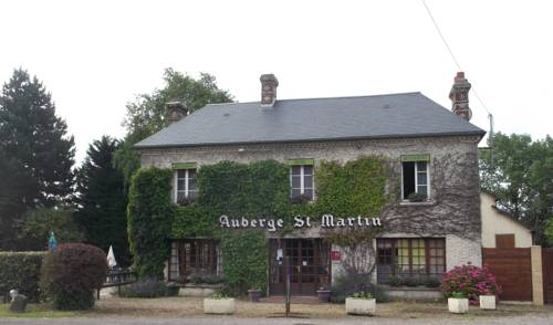 Auberge Saint Martin Cover Picture