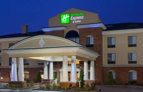 Holiday Inn Express Hotel & Suites Goshen Cover Picture