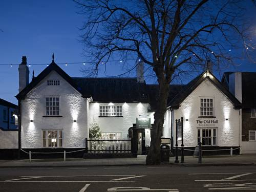 The Old Hall Hotel Cover Picture