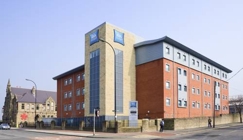 ibis budget Sheffield Arena Cover Picture