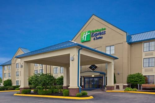 Holiday Inn Express Scottsburg Cover Picture