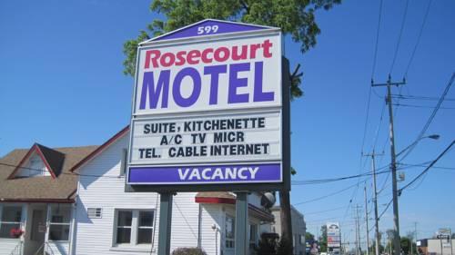 Rosecourt Motel Cover Picture