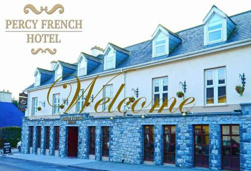 Percy French Hotel Cover Picture