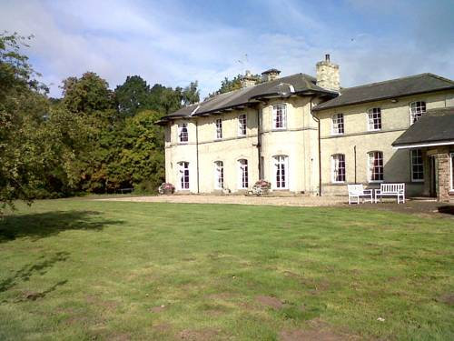 Blackwood Hall Cover Picture