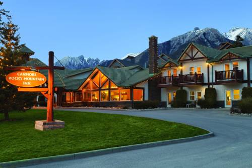 Canmore Rocky Mountain Inn Cover Picture