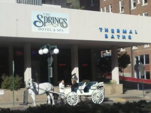 Springs Hotel and Spa Cover Picture