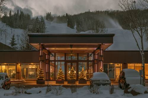 The Inn at Aspen Cover Picture