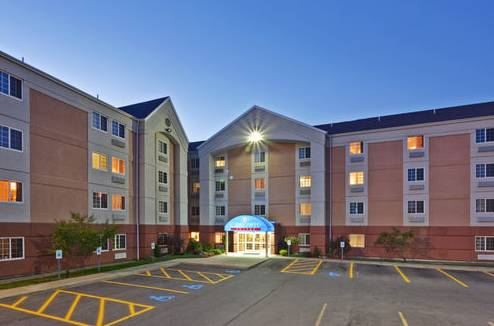 Candlewood Suites Syracuse-Airport Cover Picture
