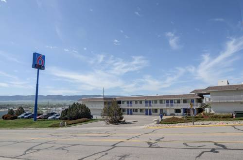 Motel 6 Casper Cover Picture