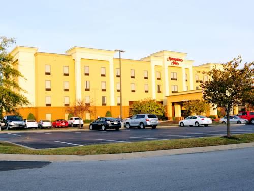 Hampton Inn Fayetteville Cover Picture