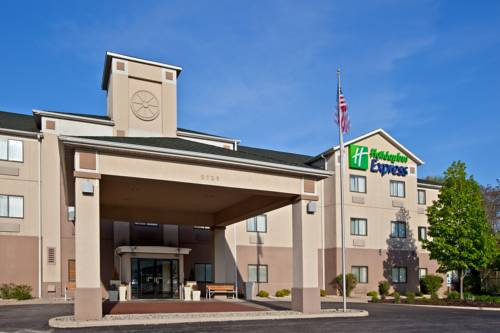 Holiday Inn Express Portage Cover Picture