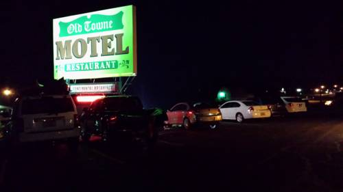 Old Towne Motel Cover Picture