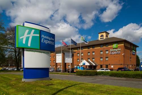 Holiday Inn Express Birmingham Oldbury M5, Jct.2 Cover Picture