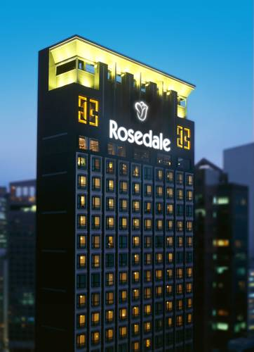 Rosedale Hotel Hong Kong Cover Picture