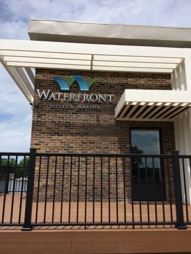 Waterfront Hotel and Marina Cover Picture