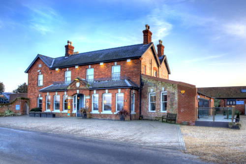 Titchwell Manor Hotel Cover Picture