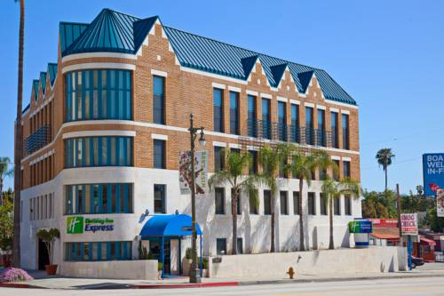 Holiday Inn Express Century City Cover Picture