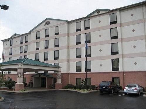 Holiday Inn Express Hotel & Suites Charleston-Southridge Cover Picture