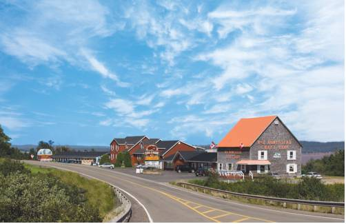 Hopewell Rocks Motel & Country Inn Cover Picture
