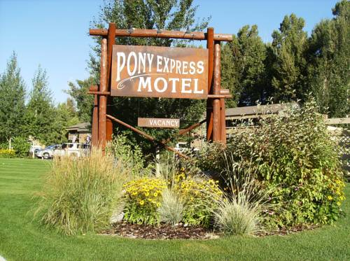Pony Express Motel Cover Picture