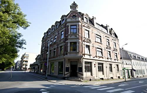 Hotel Fredrikstad Cover Picture