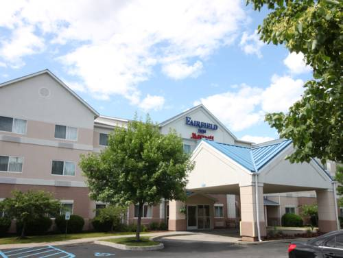 Fairfield Inn Albany University Area Cover Picture