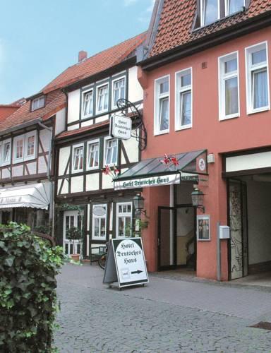 Hotel Deutsches Haus Cover Picture