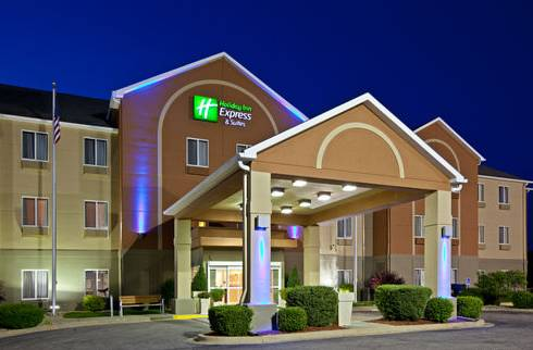 Holiday Inn Express Hotel & Suites Bedford Cover Picture
