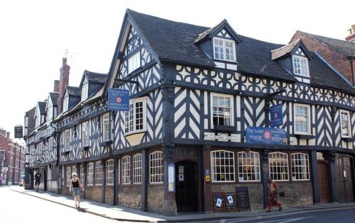 Tudor House Hotel Cover Picture