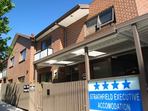 Strathfield Executive Accommodation Cover Picture