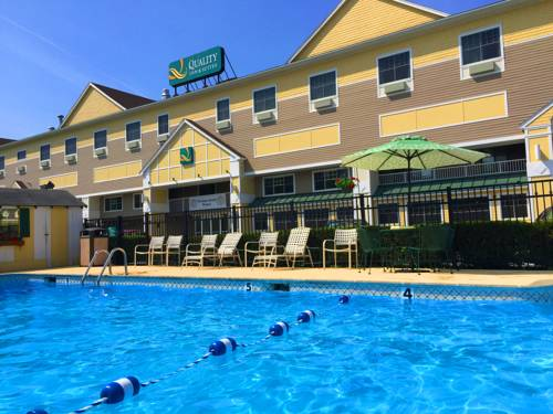 Quality Inn & Suites Evergreen Hotel Cover Picture