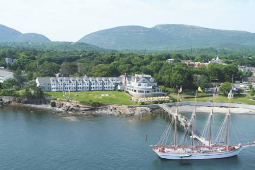 Bar Harbor Inn and Spa Cover Picture
