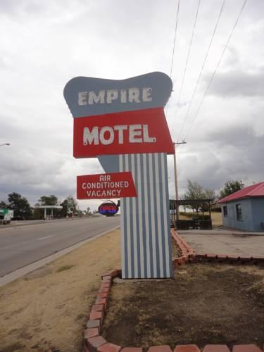 Empire Motel Cover Picture