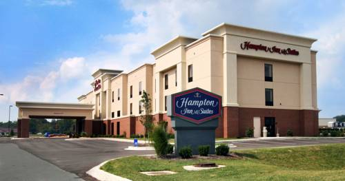 Hampton Inn & Suites Murray Cover Picture