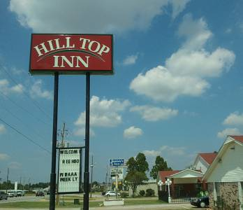 Hill Top Inn Springdale Cover Picture