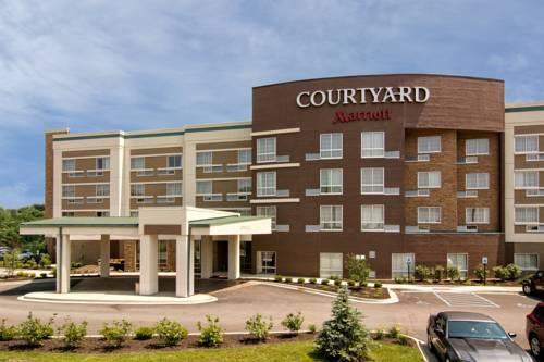 Courtyard by Marriott Bridgeport Clarksburg Cover Picture
