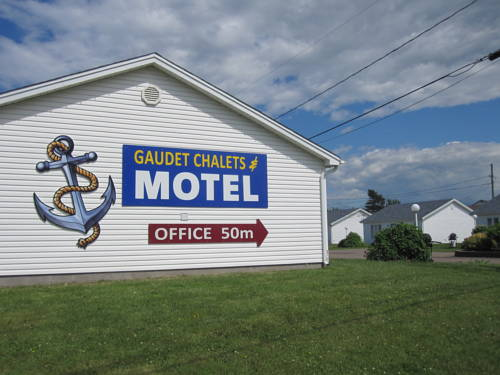 Gaudet Motel Cover Picture