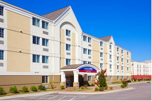 Candlewood Suites Wilson Cover Picture