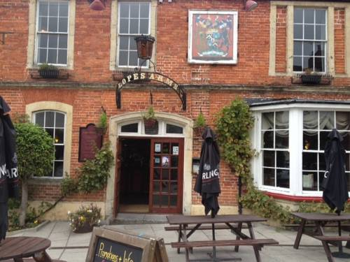 The Lopes Arms Hotel Cover Picture