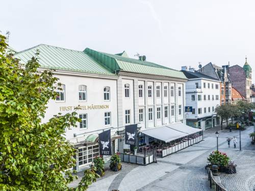 First Hotel Mårtenson Cover Picture