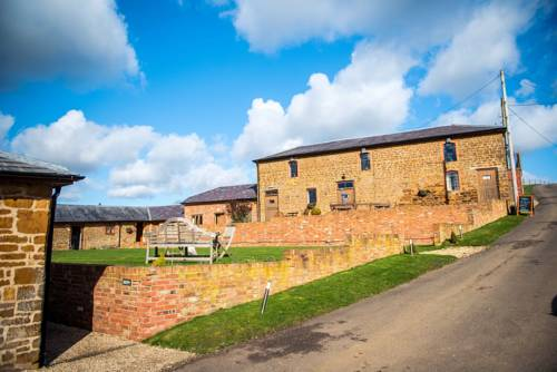 The Granary at Fawsley Cover Picture