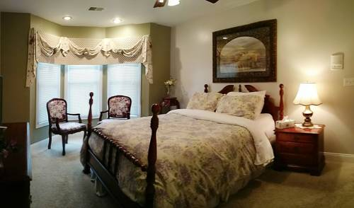 Southern Grace Bed & Breakfast Cover Picture