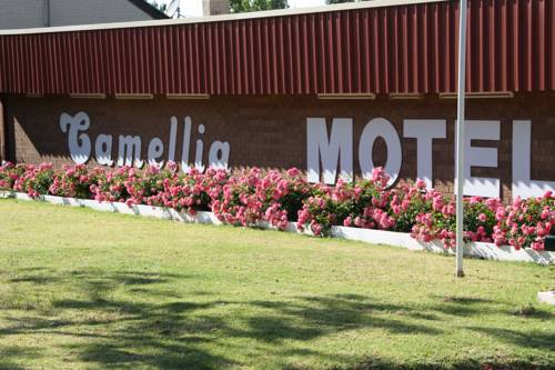 Camellia Motel Cover Picture