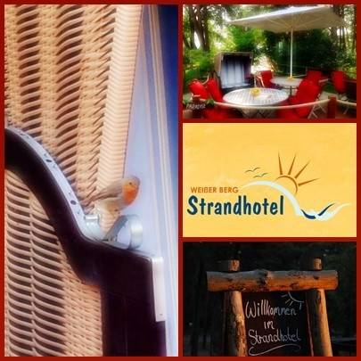 Strandhotel Weißer Berg Cover Picture