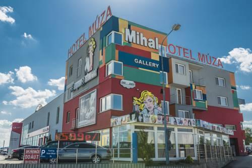 Hotel Muza Cover Picture