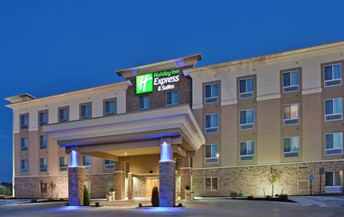 Holiday Inn Express Topeka North Cover Picture