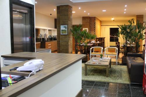 Hotel Imperial de Quatro Barras Cover Picture