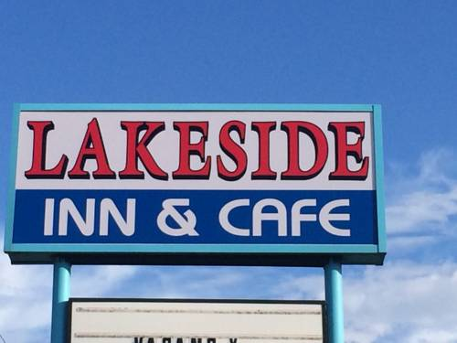 Lakeside Inn and Cafe Cover Picture